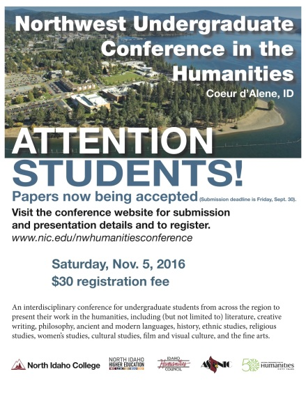 Northwest Humanities Conference Flier.jpg
